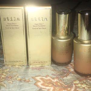 Stila Aqua Glow Serum Foundation Medium Tan